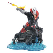 Diamond Select G.I. Joe: A Real American Hero Gallery PVC Figure - Destro