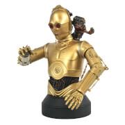 Gentle Giant Star Wars The Rise Of Skywalker Buste échelle 1/6 C-3PO & Babu Frik