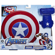 Hasbro Marvel Avengers - Captain America Magnetic Shield and Gauntlet