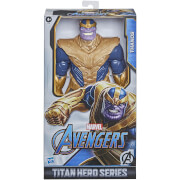 Hasbro Marvel Avengers Titan Hero Series - Thanos Action Figure