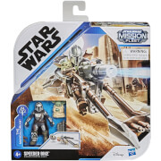Hasbro Star Wars Mission Fleet The Mandalorian Battle for the Bounty Action Figure