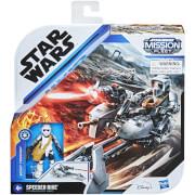 Hasbro Star Wars Mission Fleet Figurine articulée Scout Speeder