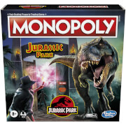 Monopoly Board Game - Jurassic Park Edition
