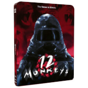 12 Monkeys - Zavvi Exklusives Steelbook