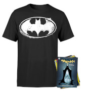 Lot T-Shirt + Lot de 10 Comics DC