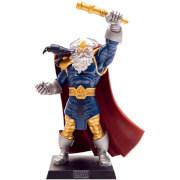 Eaglemoss Marvel Thor's Odin Deluxe 6 Inch Scale Figure