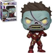 Marvel What If…? Zombie Iron Man Funko Pop! Vinyl