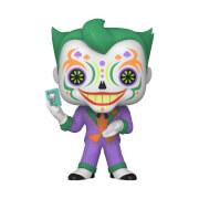 DC Comics Batman Dia De Los DC The Joker Funko Pop! Vinyl