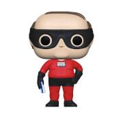 Figurine Pop! Kevin en Super-héro Dunder Mifflin - The Office
