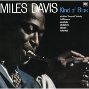 Miles Davis - Kind Of Blue (Stereo) LP Japanese Edition
