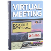 Virtual Meeting: Doodle Notebook