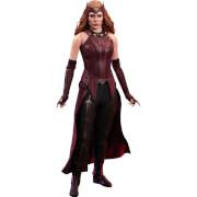 Figurine de Collection Sorcière Rouge (The Scarlet Witch) - WandaVision à l'échelle 1/6 - 28 cm - Hot Toys