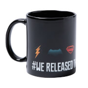 Justice League We Released The Snyder Cut Mug - Black