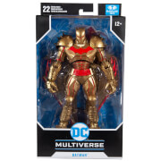 McFarlane DC Multiverse 7In - Hellbat Lunar New Year Edition Action Figure