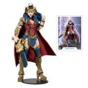 McFarlane DC Build-A-Figure Wv4 - Death Metal - Wonder Woman Action Figure