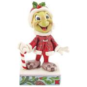 Disney Traditions Christmas Jiminy Cricket
