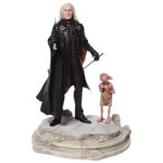 Wizarding World Of Harry Potter Figurine Lucius et Dobby
