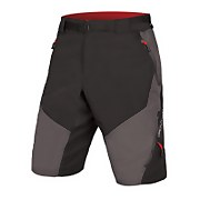 Hummvee Short II with liner - Grey