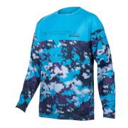 Kids MT500JR L/S Jersey - Electric Blue