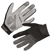 Women's Hummvee Plus Bike Glove II - Black
