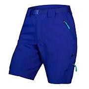 Women's Hummvee Short II - Cobalt Blue