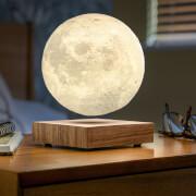 Gingko Smart Moon Lamp - Walnut