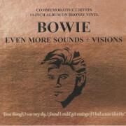"""David Bowie - Even More Sounds + Visions (Bronze Vinyl) 10"""""""