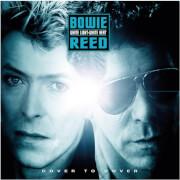 """David Bowie / Lou Reed - White Light White Heat (White Vinyl) 7"""""""