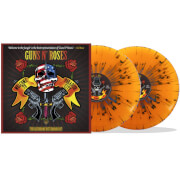 Guns N' Roses - Welcome To Paradise City (Splatter Vinyl) 10""