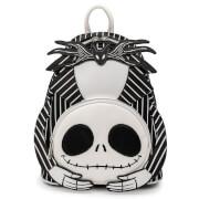 Loungefly Disney NBC Headless Jack Skellington Mini Backpack