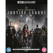 Zack Snyder's Justice League 4K Ultra HD
