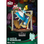 Beast Kingdom Alice In Wonderland Alice D-Stage Diorama