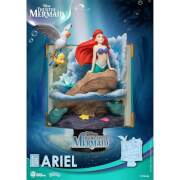 Beast Kingdom The Little Mermaid Ariel D-Stage Diorama