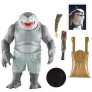 McFarlane DC Comics Suicide Squad Movie - Megafig Action Figure - King Shark (Gold Label)
