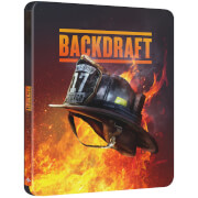 Backdraft - Steelbook 4K ultra HD (Blu-ray inclus) en Exclusivité Zavvi