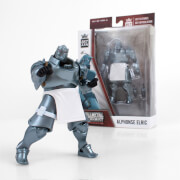 The Loyal Subjects BST AXN Fullmetal Alchemist 5in Action Figure - Alphonse Elric