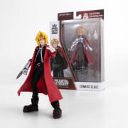 The Loyal Subjects BST AXN Fullmetal Alchemist 5in Action Figure - Edward Elric