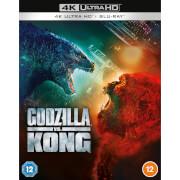 Godzilla vs Kong - 4K Ultra HD (Blu-ray inclus)