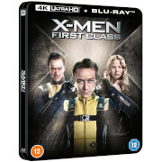 X-Men : Le Commencement - Steelbook Lenticulaire 4K Ultra HD en Exclusivité Zavvi (Blu-ray inclus)