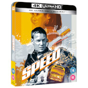 Speed - Zavvi Exklusives 4K Ultra HD Steelbook (inkl. Blu-ray)