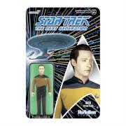 Super7 Star Trek The Next Generation ReAction Figure - Data