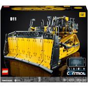 LEGO Technic Cat® D11T Bulldozer Set (42131)