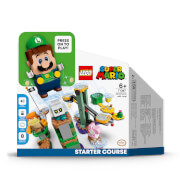 LEGO Super Mario Luigi Adventures Starter Course Toy Game (71387)