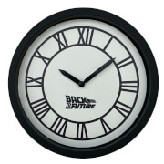 Back To The Future Town Hall Wall Clock