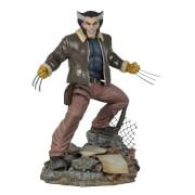 Diamond Select Marvel Gallery PVC Figure - Comic Days Of Future Past Wolverine
