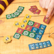 Harry Potter Hogwarts Houses In A Row Game