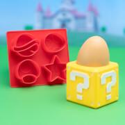 Super Mario Question Block Egg Cup
