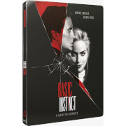 Basic Instinct - Steelbook 4K Ultra HD (Blu-ray inclus) - Exclusivité Zavvi