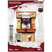 Beast Kingdom Deadpool Deadpool's Chimichangas Store Mini Egg Attack Figurine