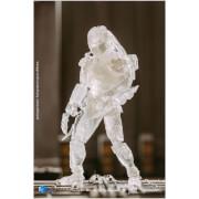 HIYA Toys Alien Vs. Predator Invisible Chopper Predator Exquisite Mini 1/18 Scale Figure